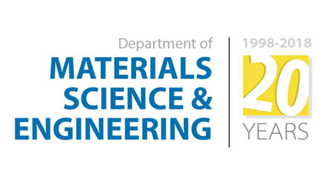 UD Materials Science & Engineering 20th Anniversary
